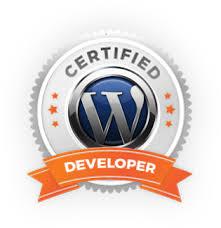 Wordpress Developer Badge